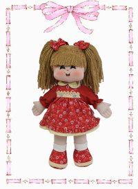 muñeca de trapo alejandra country