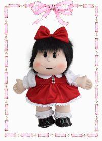 muñeca de trapo mafalda n1