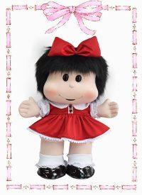 muñeca de trapo mafalda n2