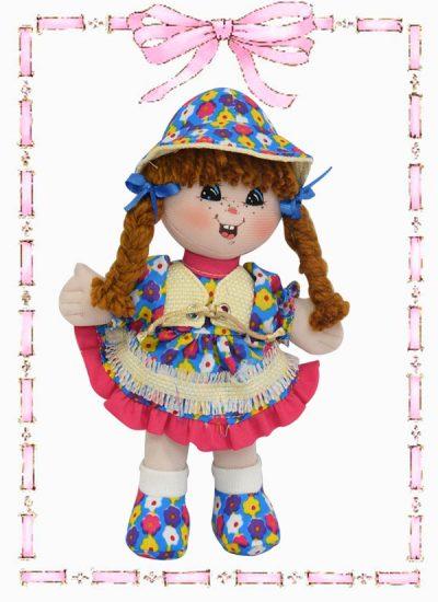 muñeca de trapo sussy country
