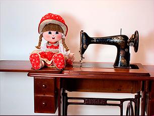 maquina singer de dollgames