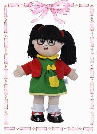 muñeca de trapo chilindrina n2