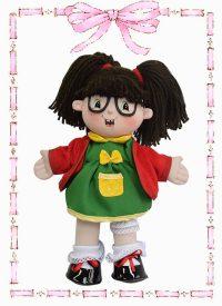 muñeca de trapo chilindrina n1
